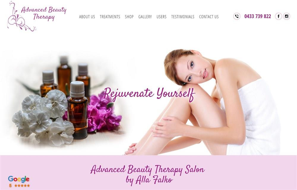 Advanced Beauty Therapy Salon by Alla