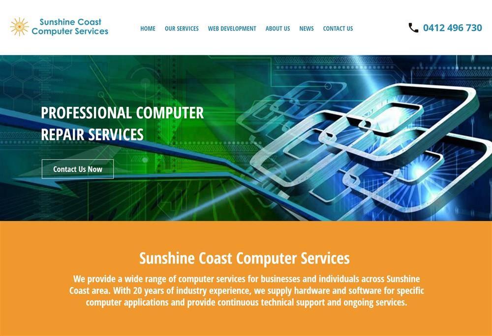 Sunshine Coast Computer Services