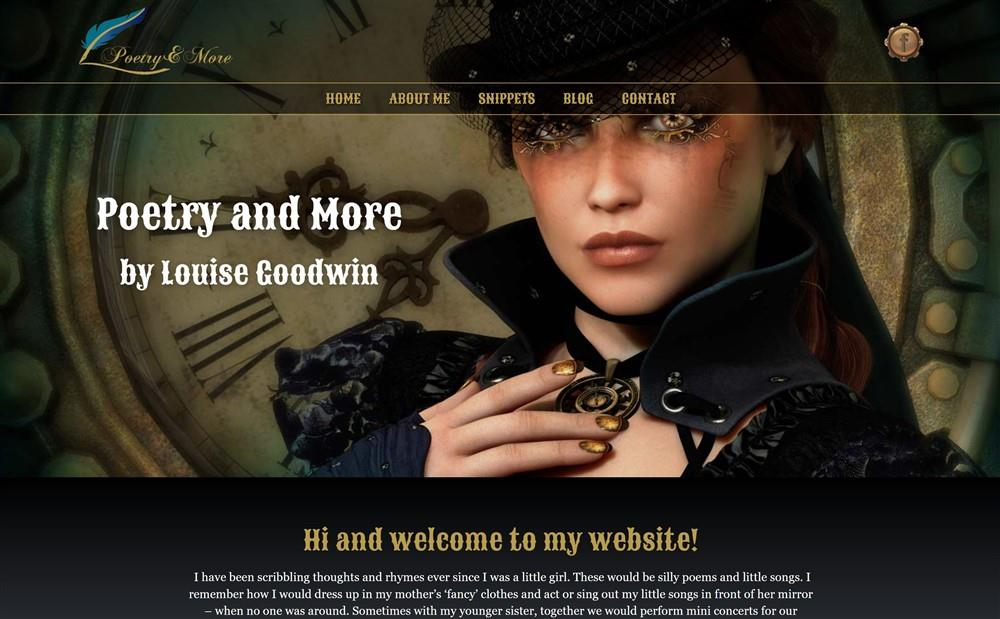 Poetry and More by Louise Goodwin