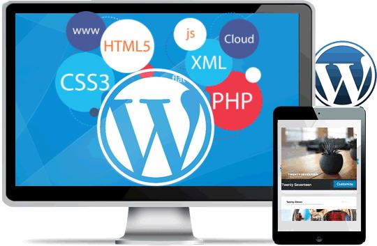 Customised web applications